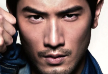 Photo of Vancouver-raised actor and model Godfrey Gao dead at 35