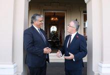 Photo of Governo dos Açores em visita oficial à Bermuda