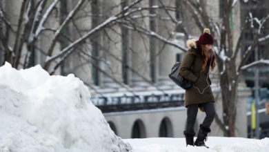 Photo of Long, cold, messy winter that's 'more frozen than thawed' ahead for most of Canada