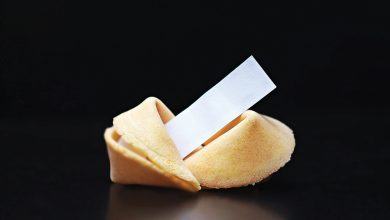 Photo of FORTUNE COOKIES