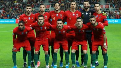 Photo of Portugal desce no ranking da FIFA