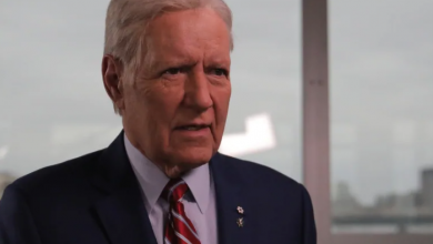 Photo of Alex Trebek among Canadian Academy special award recipients