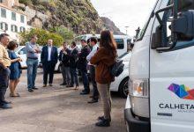 Photo of Câmara da Calheta investe 900 mil euros na renovação da frota automóvel