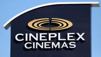 Photo of Cineplex being acquired by U.K.-based Cineworld