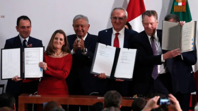 Photo of Canada signs revised North American trade deal, clearing way for ratification