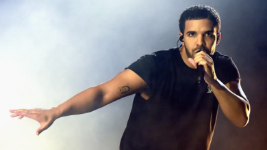Photo of Drake named Spotify's artist of the decade