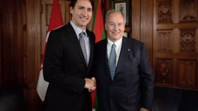 Photo of RCMP owe the Aga Khan's island more than $56,000 for Trudeau vacation