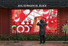 Photo of Hudson's Bay Co. quarterly loss widens on heavy discounts