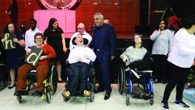 Photo of Luso Canadian Charitable Society celebra Natal com Noite de Habilidades
