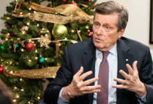 Photo of Tory 'not going to change' approach as Toronto enters new decade