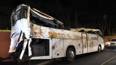 Photo of Motorista do autocarro acidentado no Caniço acusado de homicídio por negligência