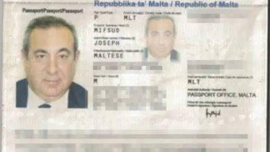 """Photo of Passaporte de """"agente"""" que liga Trump aos russos encontrado em Câmara de Lobos"""