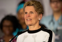 Photo of Kathleen Wynne's portrait gets unveiled tonight by Doug Ford