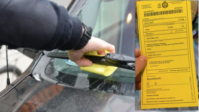 Photo of Pranksters hand out hundreds of fake tickets for 'doing a fantastic parking'