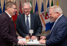 Photo of Premiers meet on Doug Ford's turf to push Ottawa to send more money to the provinces