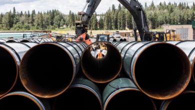 Photo of Trans Mountain to start construction on pipeline expansion
