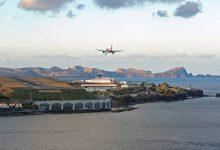 Photo of Vento mantém Aeroporto da Madeira fechado há 20 horas