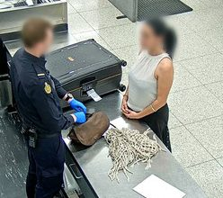 Photo of Ana foi apanhada com cocaína a entrar na Austrália e arrisca perpétua