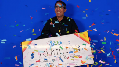 Photo of Brampton, Ont., man feeling 'very, very blessed' after winning $70M Lotto Max jackpot