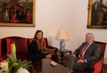 Photo of Directora do SEF na Madeira apresentou cumprimentos ao Presidente da Assembleia