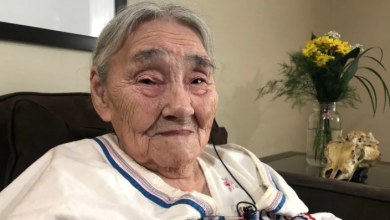 Photo of Honouring the Arctic's last known WW II bone collector