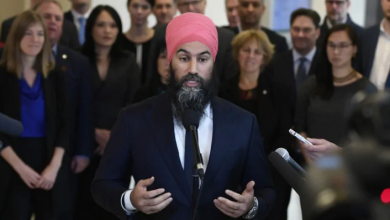 Photo of Jagmeet Singh says NDP caucus will discuss whether to support new NAFTA