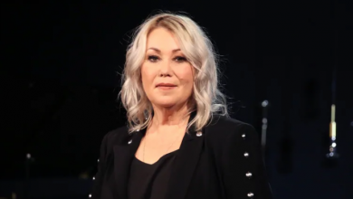 Photo of Jann Arden to be inducted into the Canadian Music Hall of Fame