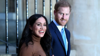 Photo of Meghan returns to Canada as royal courtiers chart path for independence