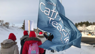 Photo of Ontario's Catholic teachers to hold 2nd one-day, provincewide strike next week