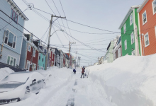 Photo of Troops arrive in N.L. for blizzard cleanup