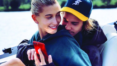 Photo of Justin and Hailey Bieber share video of 'sanctuary' at Ontario home
