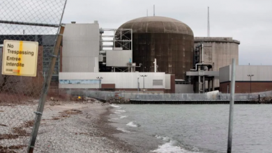 Photo of Ontario government apologizes for alert about Pickering nuclear plant incident sent 'in error'