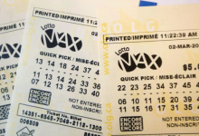 Photo of The winning $70M Lotto Max jackpot ticket was sold in Brampton, OLG says