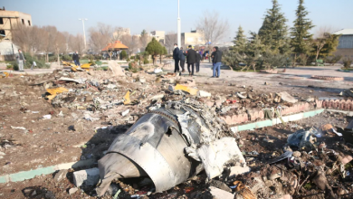 Photo of Trudeau says evidence indicates Iranian missile brought down Ukrainian flight