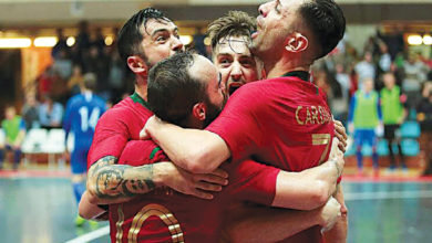 Photo of Portugal apura-se  para o Mundial de Futsal