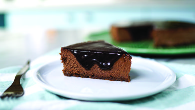 Photo of Cheesecake de chocolate
