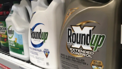 Photo of A U.S. court blamed Roundup for causing cancer