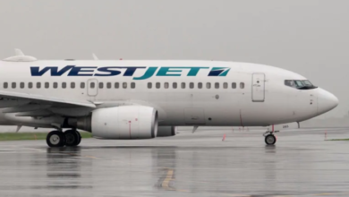 Photo of WestJet sends layoff notices to 1,700 pilots amid dramatic reduction in air travel