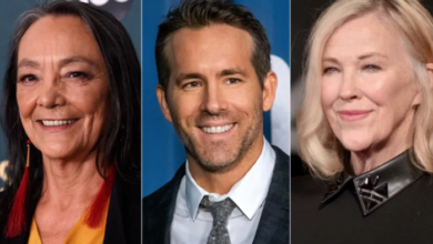 Photo of Tantoo Cardinal, Ryan Reynolds, Catherine O'Hara win Governor General's Performing Arts Awards