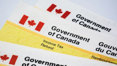 Photo of Canadians finding hundreds of dollars in unclaimed cheques on CRA website