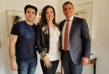 Photo of Eduardo Jesus conta com Cláudia Raia para a promoção da Madeira no Brasil