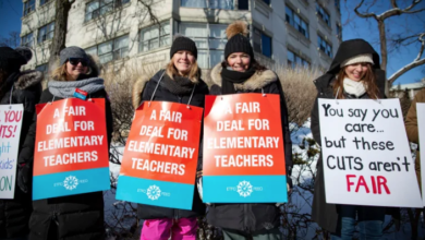 Photo of Elementary schools may combine classes as teachers' strikes ramp up, TDSB says