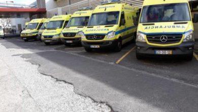 Photo of Falta de macas volta a reter ambulâncias nas Urgências do Hospital