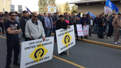 Photo of 7-month strike may soon be over as Western Forest Products, union reach tentative collective agreement