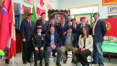 Photo of Ex-Combatentes e Veteranos de Toronto  e Marinha Canadiana anunciam parceria