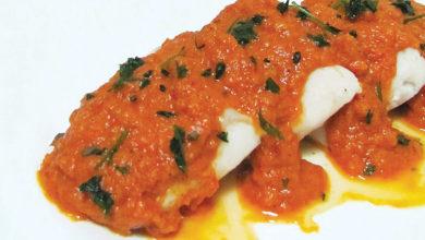 Photo of Pescada com molho de tomate
