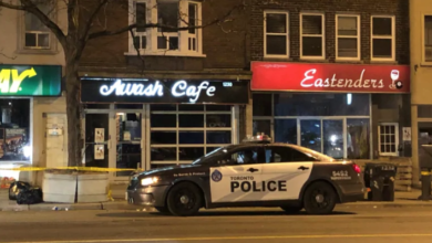 Photo of Man shot dead outside bar on the Danforth
