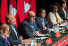 Photo of Ontario Liberal leadership candidates agree to unify behind new leader