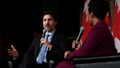 Photo of Trudeau revisits blackface embarrassment during Black History Month