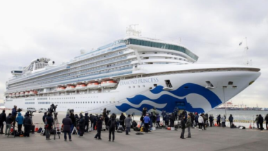 Photo of 'Walls closing in': Surviving quarantine on a luxury cruise ship